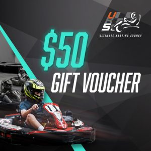 UKS $50 gift voucher
